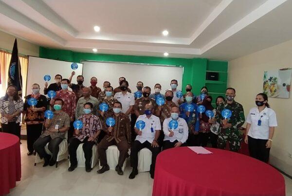Rapat Koordinasi Program Pemberdayan Masyarakat di Instansi Pemerintah