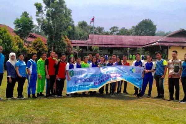 Sosialisasi dan Edukasi Peningkatan Kesehatan Jiwa dan Masalah Napza di SMAN 1 Sanggau Ledo