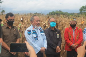 Kampung Asimilasi Pertanian Rutan Kelas IIB Bengkayang