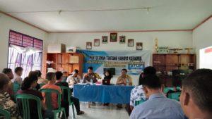 Penyuluhan Anti Narkoba di Desa Setia Jaya Kec. Teriak