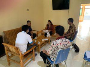DPRD Landak Kunjungan Kerja ke BNNK Bengkayang