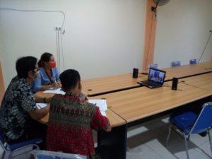Anev BNNP Kalbar dengan BNNK Bengkayang
