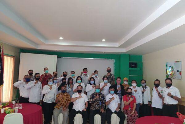 Rapat Koordinasi Program Pemberdayaan Masyarakat di Lingkungan Pendidikan