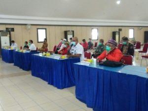 Silaturahmi dan Ramah Tamah Pejabat Bupati Bengkayang