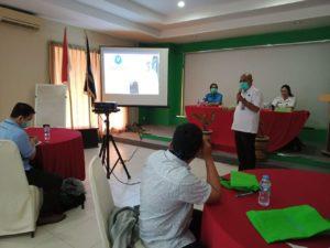 Workshop Penggiat Anti Narkoba di Lingkungan Swasta