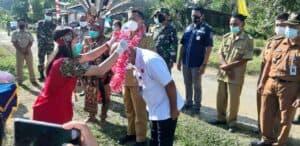 Launching Desa Bersinar Desa Setia Budi Kecamatan Bengkayang Kabupaten Bengkayang
