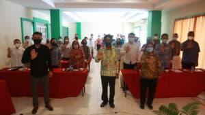 Kegiatan Bimbingan Teknis Penggiat P4GN di Lingkungan Pendidikan Kabupaten Bengkayang T.A 2021